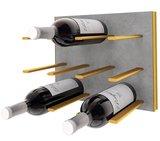 STACT Concrete & Gold wijnrek - 9 flessen