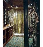 Afbeelding van de VintageView MAG1-K wijnrek - 9 flessen