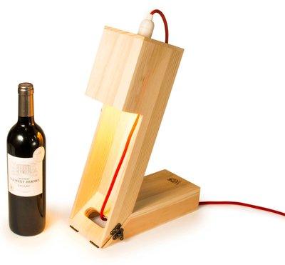 Rackpack Winelight wijnrek - 1 fles