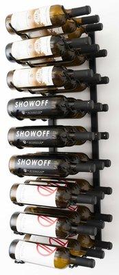 VintageView WS33-K wijnrek - 27 flessen