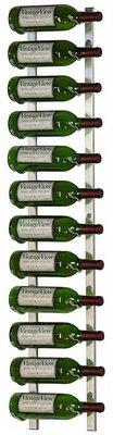 VintageView WS41-P platinum wijnrek - 12 flessen