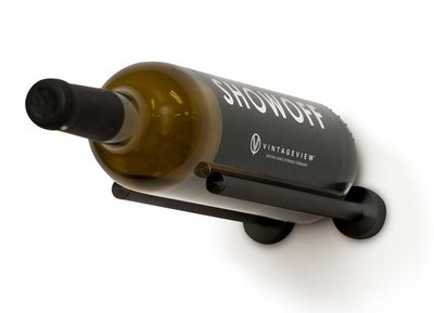 VintageView Vino Rails black - 1 fles