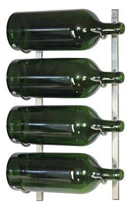 VintageView WS-BIG1-P wijnrek - 4 flessen