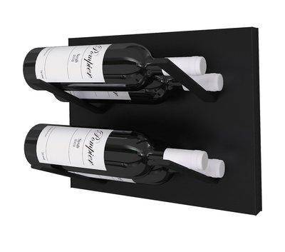 STACT BlackOut wijnrek - 4 flessen