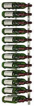 VintageView WS43-P platinum wijnrek - 36 flessen