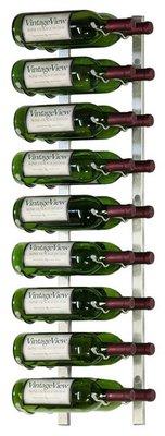 VintageView WS32-P platinum wijnrek - 18 flessen