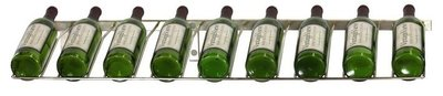 VintageView WS-PR-P platinum wijnrek - 9 flessen