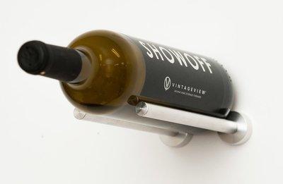 VintageView Vino Rails aluminium - 1 fles