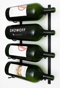 VintageView WS-BIG1-K wijnrek - 4 flessen