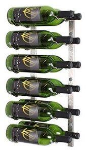 VintageView WS22-P platinum wijnrek - 12 flessen
