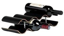 Afbeelding van de Cosy Panama black wijnrek - 7 flessen