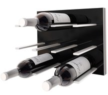 STACT Piano Black wijnrek - 9 flessen