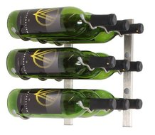 VintageView WS13-P platinum wijnrek - 9 flessen