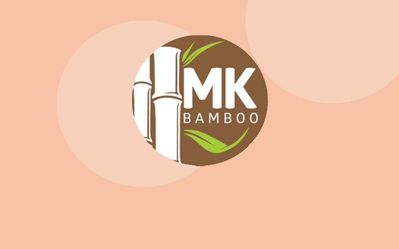 mk bamboo wijnrek
